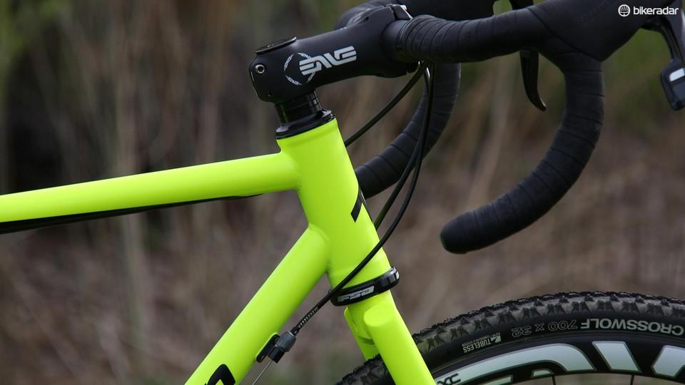 Transition Rapture frameset - BikeRadar