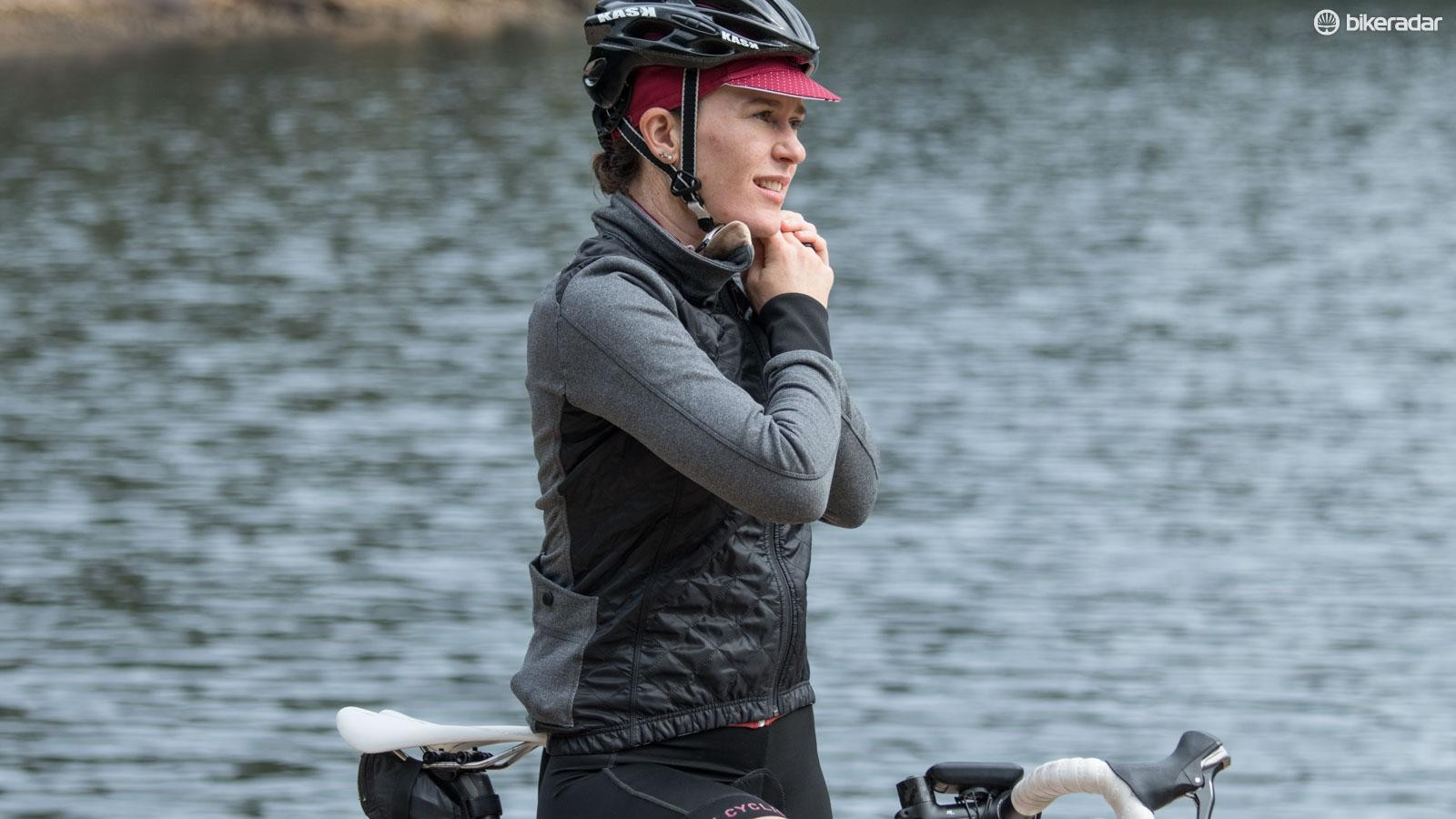 Cafe du Cycliste's Heidi jacket is a timeless looking winter staple you'll be reaching for often