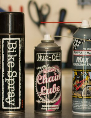 If the product doesn't say 'disc brake cleaner', then keep it well away from your brakes!
