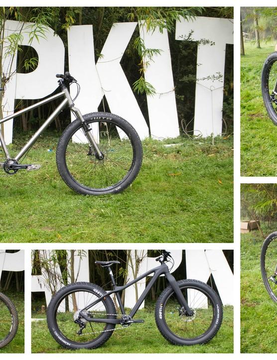 Alpkit bike collection