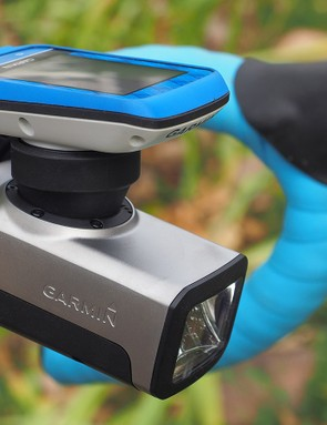 Garmin has expanded into lighting with the new Varia components