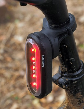 The rear light boasts a claimed 22 lumens of output