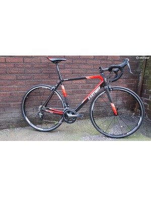 The Emitter R4 features the new Tiagra groupset, Ritchey components, a Fizik Aliante saddle and Shimano wheels for just £950