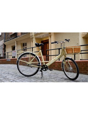 Town bikes, such as this Pashley, are an excellent (if heavy) option for urbanites