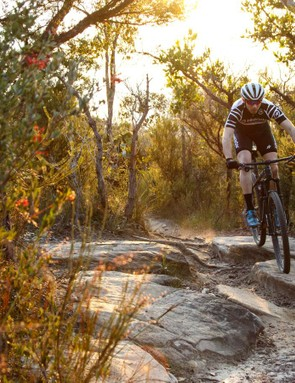 This may be a build story, but this cross-country race-rocket has already received plenty of trail time