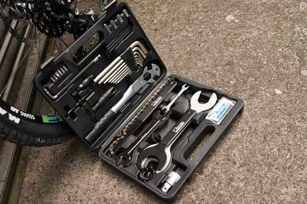 X-Tools Bike toolkit