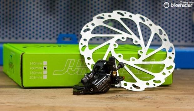 Juin Tech R1 disc brakes, reviewed