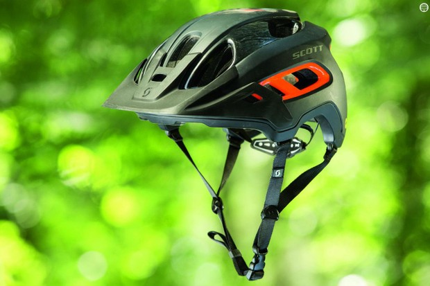 Scott's Stego MIPS offers a winning combination for enduro riders