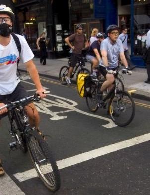 Some say 'the morons go through red lights regardless already'