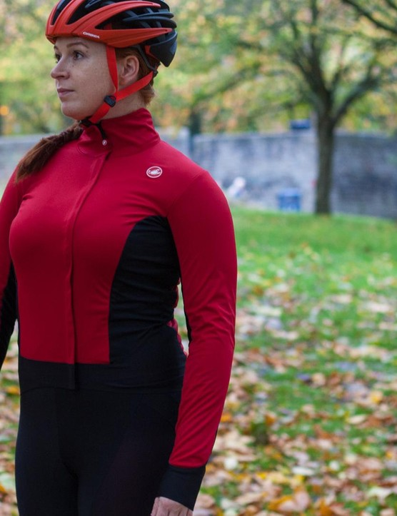 Castelli claims the Alpha Jacket is the most innovative jacket it's ever produced
