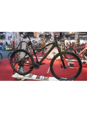 Olympia's marathon racing special the Bullet comes in both 29er and 650b variants