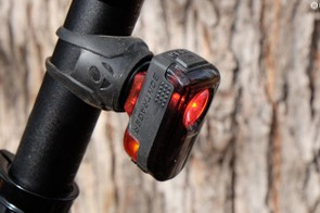 ...as is Bontrager's Flare tail light