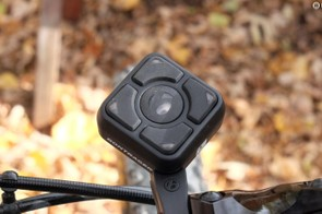 Both units can be controlled with an ANT+ signal from Bontrager's Transmitr Remote