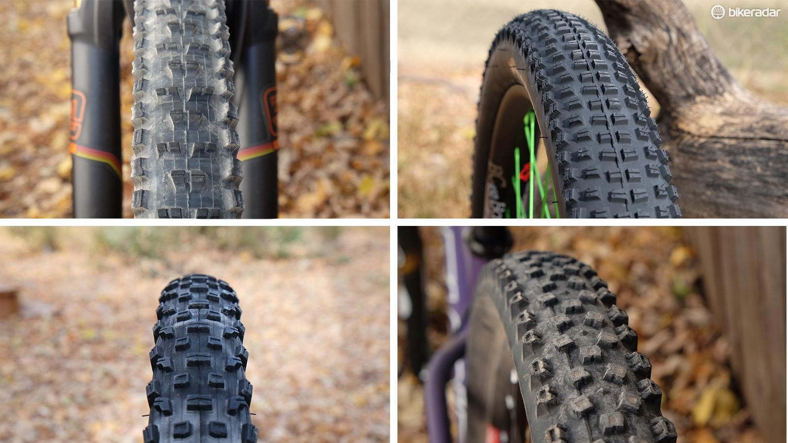 Think you know your mountain bike treads pretty well? Take our quiz and find out.