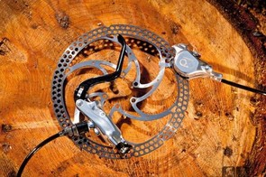 Formula R0 disc brakes are among the best we've used