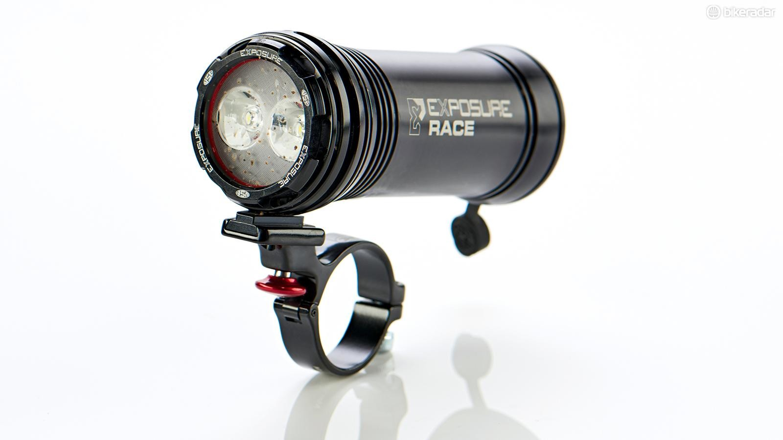 Exposure's Race MK10 is packed with features