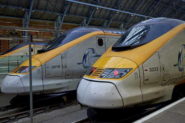 Have you taken your bike on the Eurostar this week?