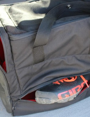 The Bontrager RSL Rain Bag doesn't need to be called a rain bag - it's a handy gear bag for any day