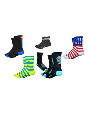 DeFeet has socks for every kind of rider