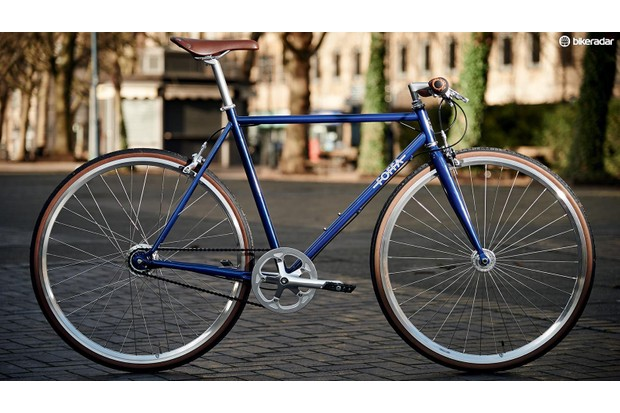 There are some beautiful commuter bikes out there, such as this Foffa