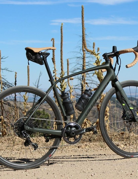 The Specialized Diverge Expert X1