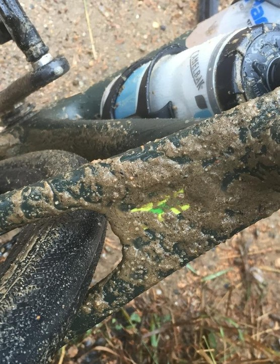 The bike is generally fine in lousy conditions — although adding Specialized's Plug and Play fenders would certainly help