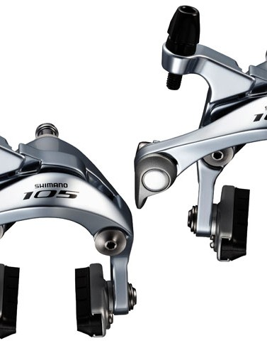 Shimano 105 Silver brakes