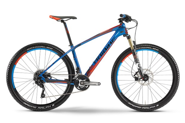 Haibike Freed 7.1 is a classy cross-country oriented ride