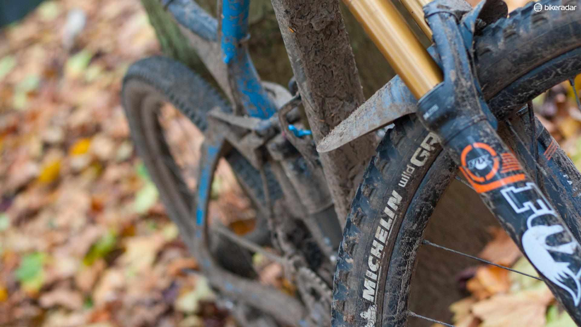 Winterproof your mountain bike with our preventative maintenance tips