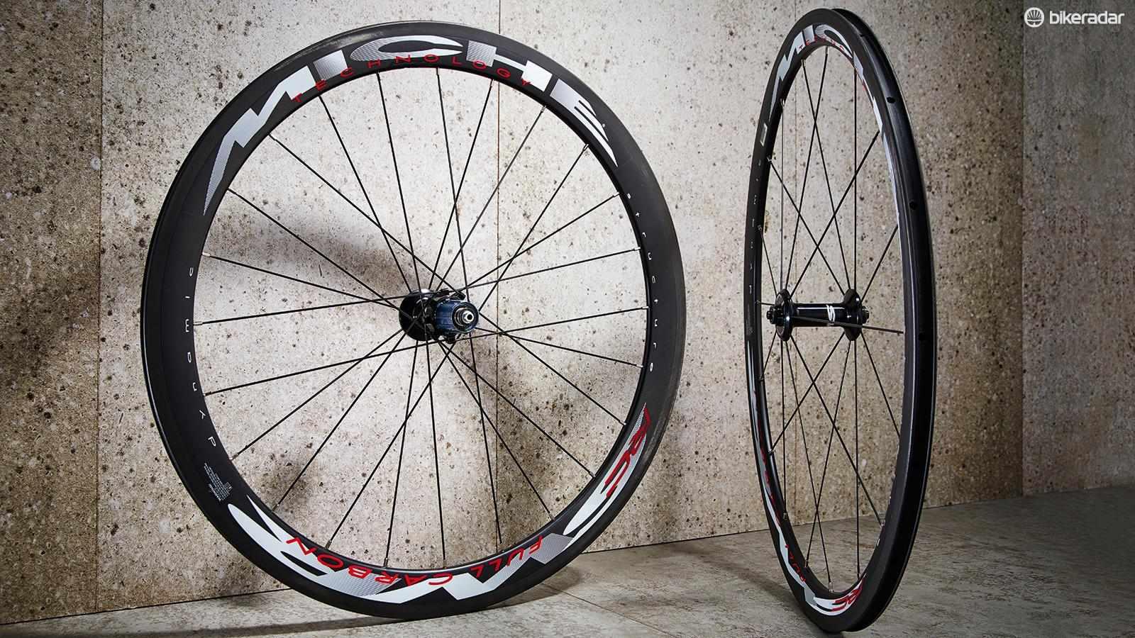 Miche SWR RC wheelset