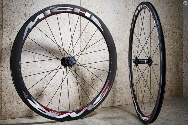 Miche SWR RC wheelset