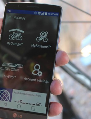 The MyCampy App works on iPhone and Android