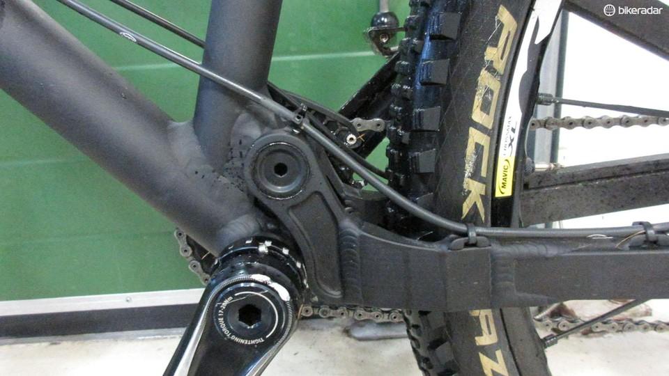 Mojo/Nicolai's GeoMetron plots a future for mountain bike design