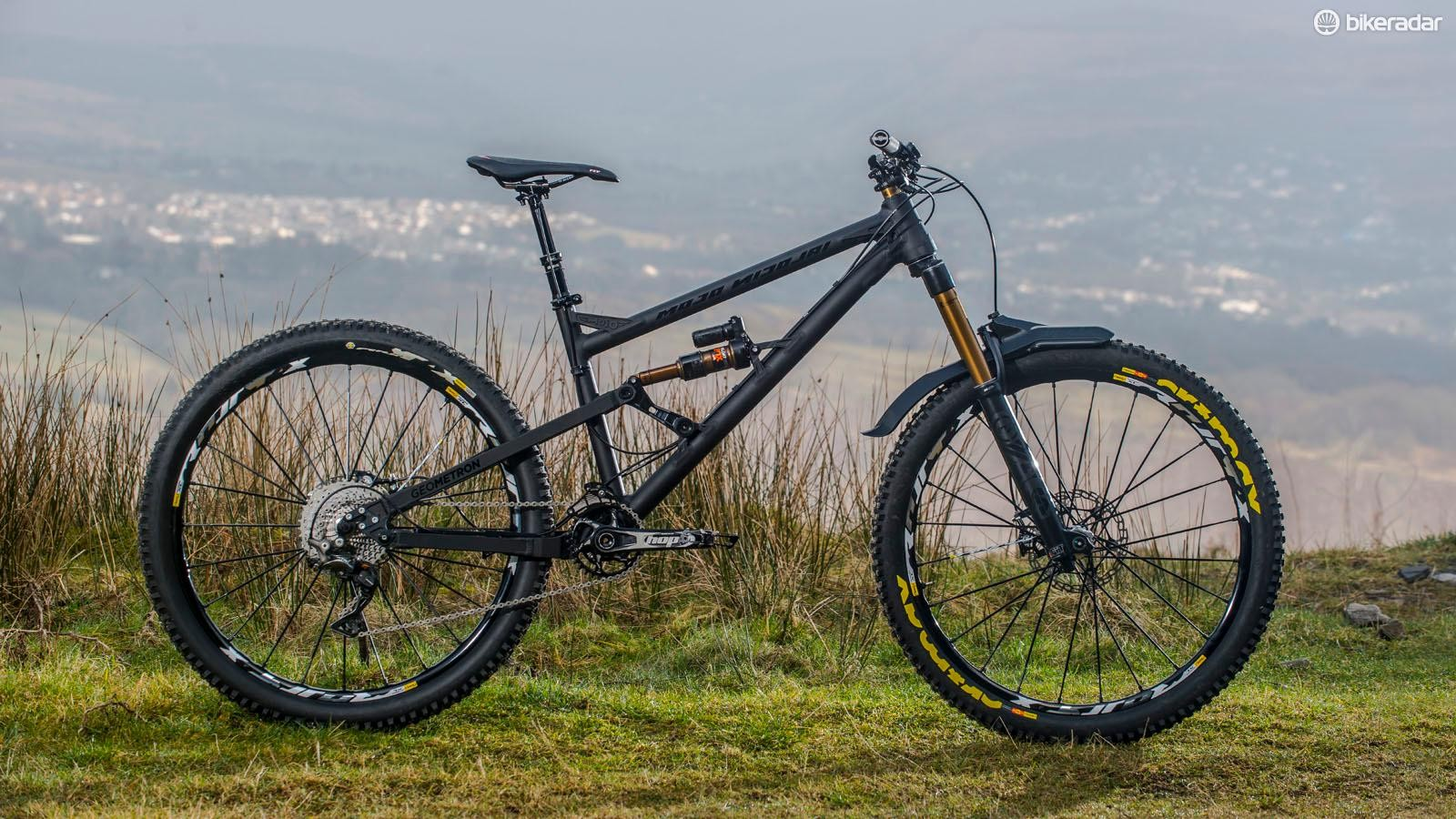 Mojo/Nicolai's radical GeoMetron machines are now available for test ride and purchase