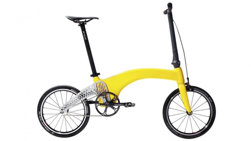 The Hummingbird is a new folding bike looking for backers on Kickstarter, and claims to be the lightest folding bike in the world