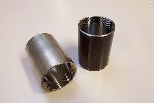 Paragon will offer T47 bottom bracket shells in at least seven widths