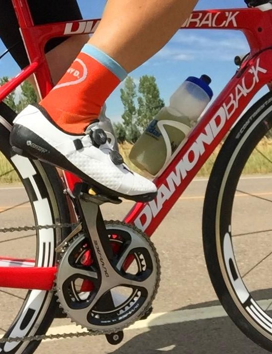 The second-generation Diamondback Podium Equipe is a definite improvement over the original with a notably stiffer and precise-handling chassis than before plus a few aero design elements