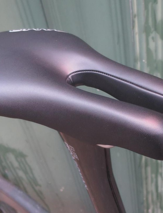 ISM's ever-popular Adamo saddle features on the 9.8