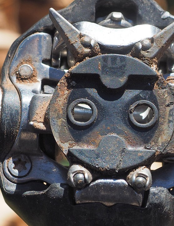 Wear on the ceramic rollers has been nonexistent over seven months of regular use on gritty Colorado trails