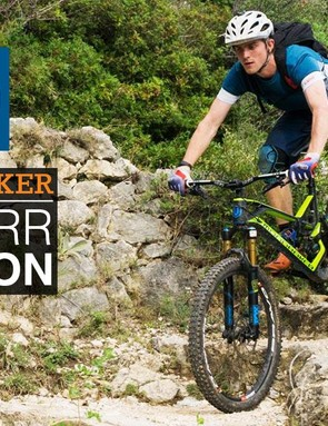 Mondraker's Dune Carbon RR proved a worthy mount for the EWS