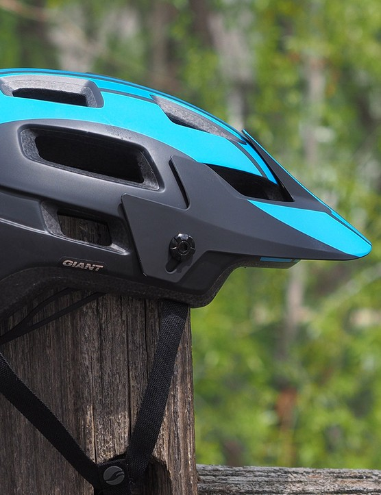 As is typical for the segment, the Giant Rail trail helmet offers additional coverage around the back and sides of your head for extra protection