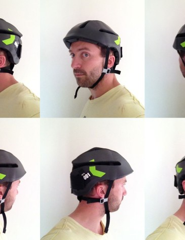 The Headkayse is like no other helmet on the market already