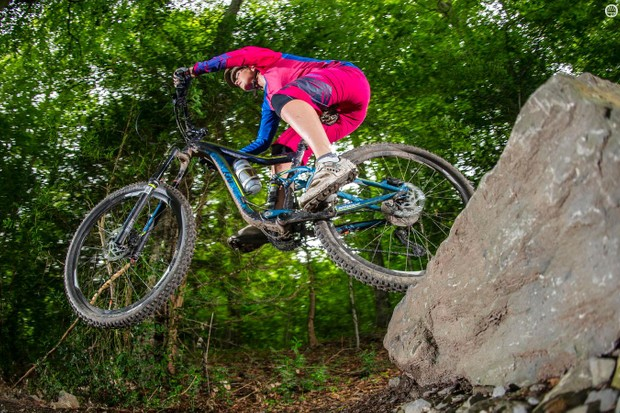 Riding clipped in is a confidence booster –don't be surprised when things feel sketchy after you make the transition to flats