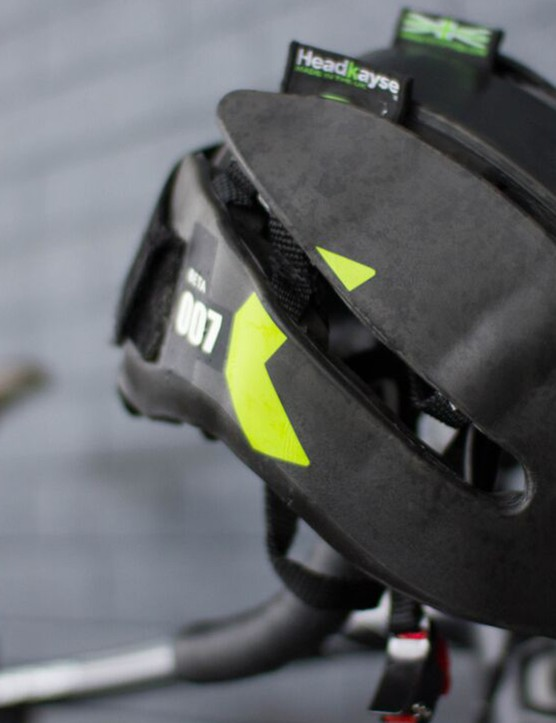 The Headkayse claims the title of the world's first repeat impact protection helmet