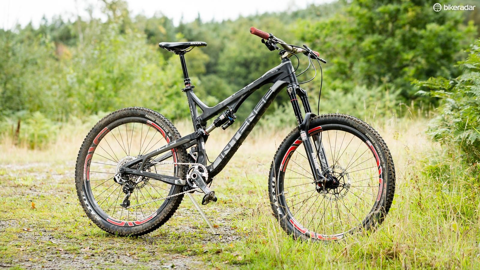 """Intense billed its Tracer 275C as the """"definitive carbon enduro bike"""" –it's still a strong contender but could use a refresh"""