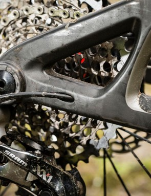 SRAM's XX1 group is a reliably excellent choice
