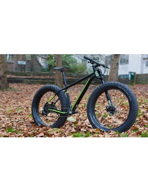 A cheaper version of the Fat CAAD sans the Lefty fork and 1x drivetrain is also available