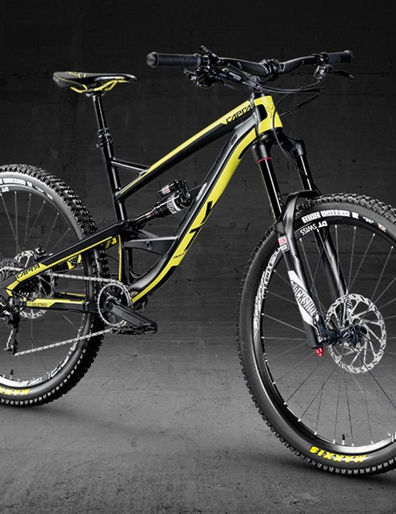 YT Industries is rolling out value-packed enduro rigs in the alloy Capra line