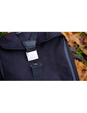 The nylon outer is tough and has proven itself to be impressively water-resistant