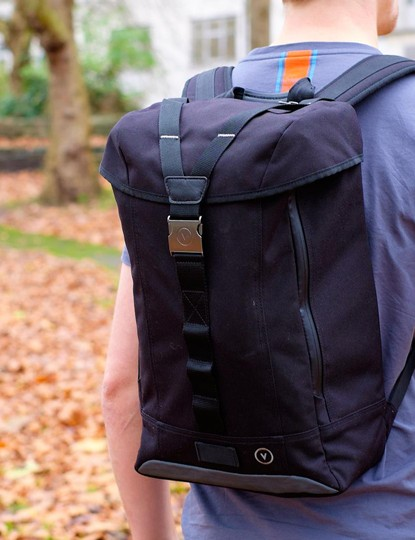 The Vulpine Commuter Backpack has proven itself to be particularly useful this year